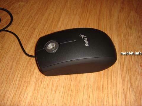 Моддинг: красивая стимпанковская мышь