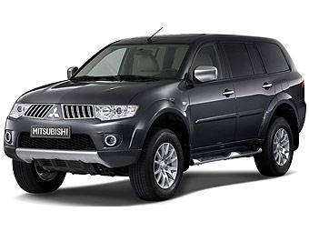 Компания Mitsubishi представила первые изображения нового Pajero Sport