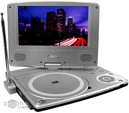 Odeon PDP 9T: ��������� ��������� � DVD