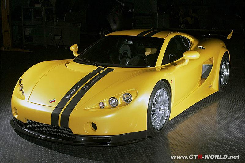 Nissan SkyLine GT-R патрапіў у дзясятку лепшых супер-караў сучаснасці.