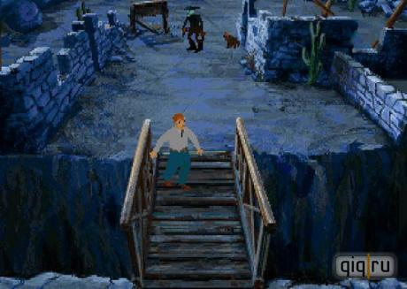 Серия игр-ужастиков - Alone in the Dark
