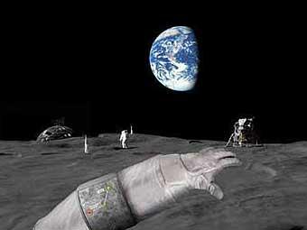 NASA заказало разработку лунной GPS