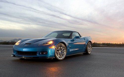 Новый Corvette ZR1