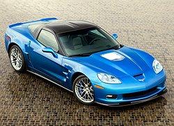 Новы Corvette ZR1: госць з будучыні