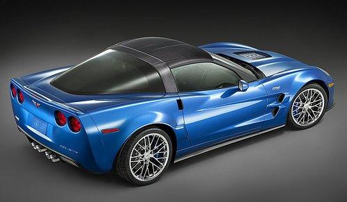 ���� Corvette ZR1: ����� � �������