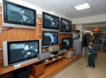 ЖК и плазменные ТВ будут собирать в России