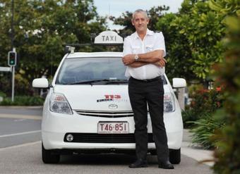 Таксісты развеялі міф аб недаўгавечнасці батарэй аўтамабіляў Toyota Prius