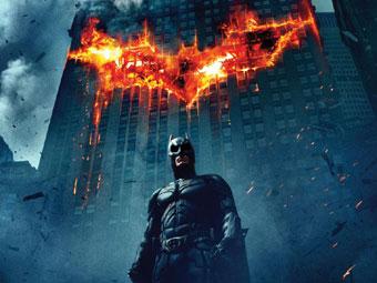 """""""Темный рыцарь"""" установил 11 рекордов кинопроката США и Канады"""