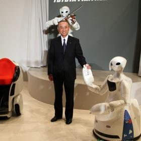 Будущее уже здесь. Роботы-партнеры от Toyota могут уже скоро стать главным бизнесом компании