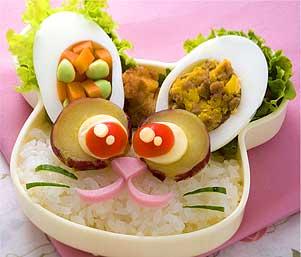 Еда для детей