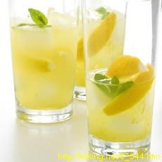 5 рецептов лимонада