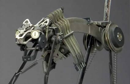 Венец эволюции механической печатной машинки