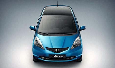 Новая Honda Jazz