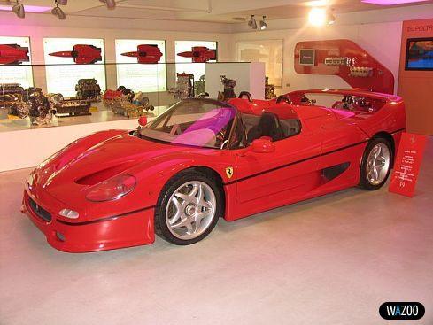 Жизнь в красном цвете. Музей Ferrari