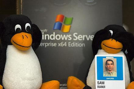 Сенсация: Microsoft поддержала свободное ПО