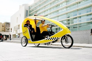 Экологичное и бесплатное такси. Это тоже бизнес