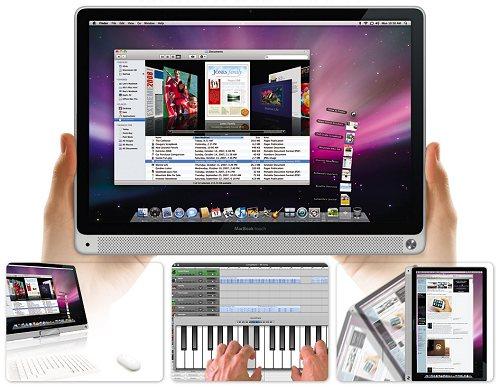 Новые слухи о компьютерах MacBook