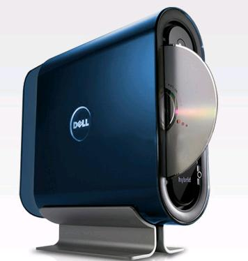 Dell Studio Hybrid: трёхлитровый $499 ПК