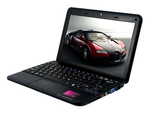RoverBook Neo U100 — российский бюджетный субноутбук