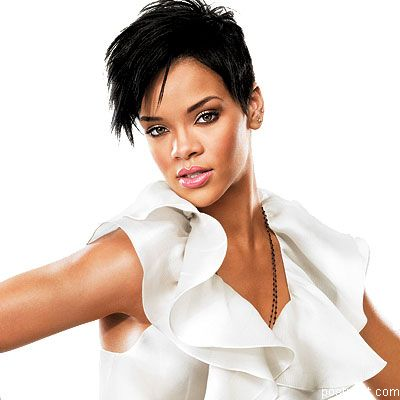 Рианна (Rihanna), фотосессия журнала Instyle, август 2008