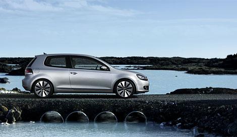VW Golf следующего поколения