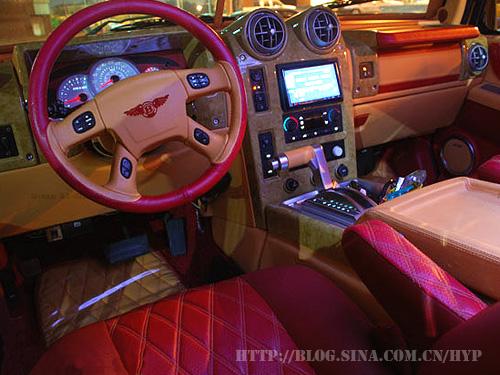 ����������� Hummer, ���������������� ��� Bentley