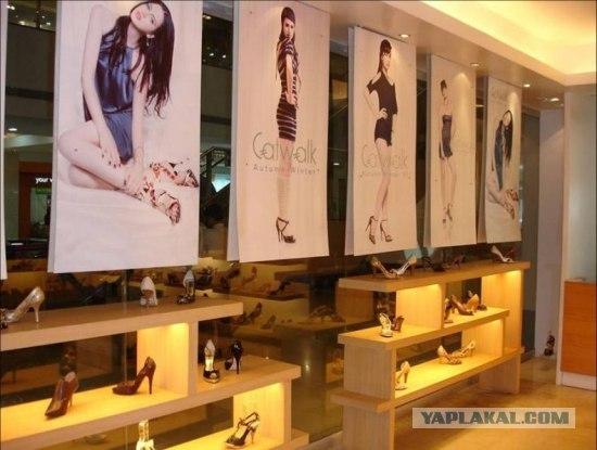 Обувное производство в Индии. Жесть.