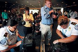 Американские таможенники будут изымать ноутбуки