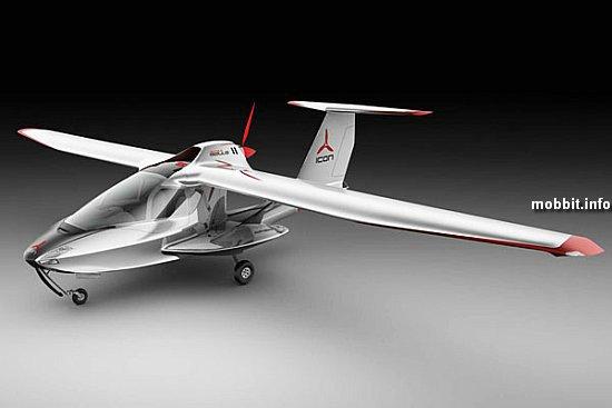 ICON A5 – складный спортивный самолет