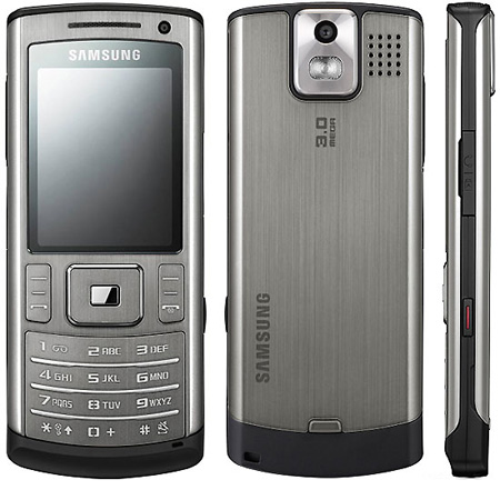 Новый топовый мобильник Samsung