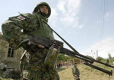 Грузия начала боевые действия в Южной Осетии