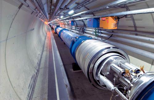 Пуск Большого адронного коллайдера намечен на 10 сентября