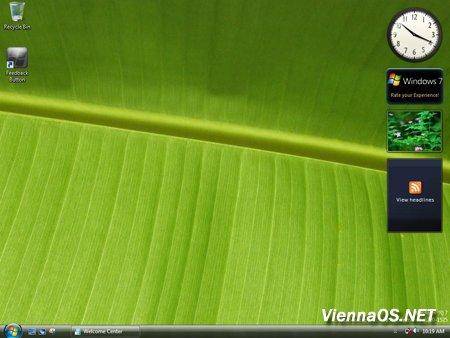 Первый обзор Windows 7 (Vienna)