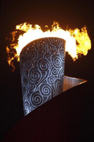 Открытие XXIX летних Олимпийских игр.Фото