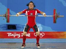 Первая медаль Беларуси на Олимпиаде-2008