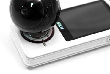 CamBall: видеокамера-шарик, удивительная