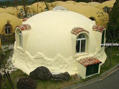Дома из пенопласта - японское ноу-хау