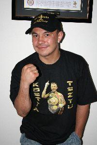 Костя Цзю встретится с Джеки Чаном на боксерском ринге
