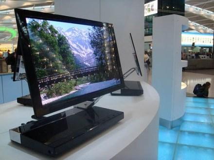 Sony начинает продавать в Европе телевизоры будущего