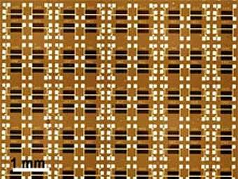 Американцы создали первый полностью нанопроводниковый сенсор
