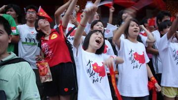 Китай и США приближаются к отметке в 30 медалей на Олимпиаде