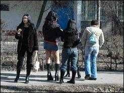 В Подмосковье взорвали проституток