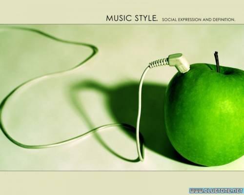 Музыкальные обои.Часть 1