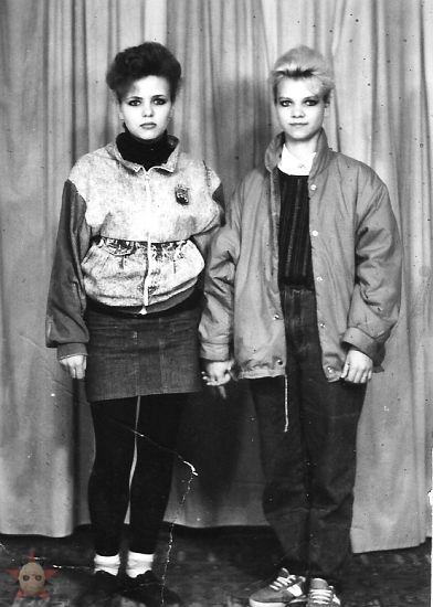 Стиль и мода 20 лет назад