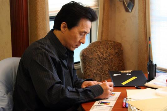 Джеки Чан (фотографии... очень много фотографий!)