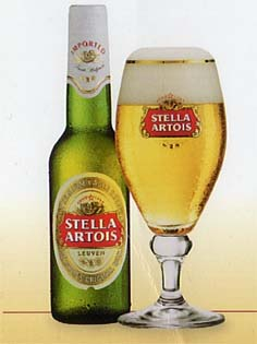 История пива Stella Artois