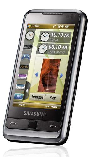 Samsung выпускает в продажу iPhone-подобный мобильник