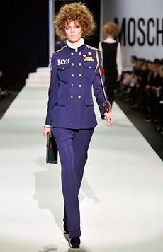 Для женской половины портала: Тенденции моды осень-зима 2008-2009
