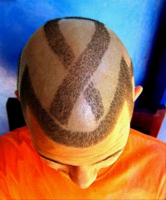 Чудеса парикмахерского искусства