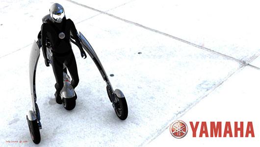 Мотоцикл-экзоскелет – Segway на стероидах